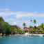 Viagem pelas ilhas exóticas do Caribe