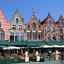 Een fietscruise vanaf Brugge naar Amsterdam